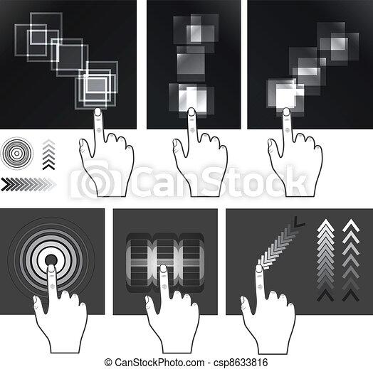 Touch(111).jpg - csp8633816