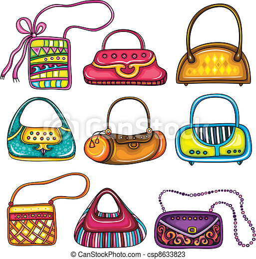 Set of purses - csp8633823