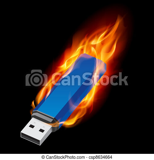 USB Flash Drive - csp8634664