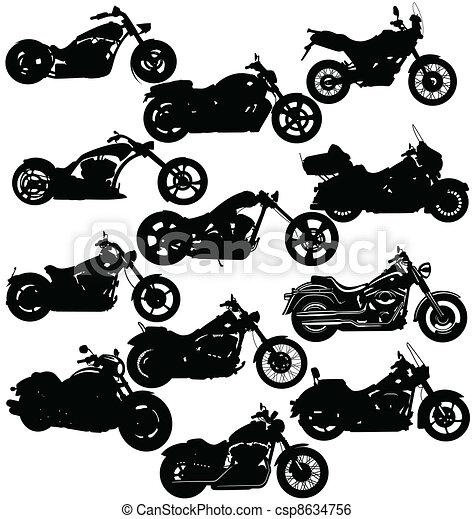 Motorcycle Package - csp8634756