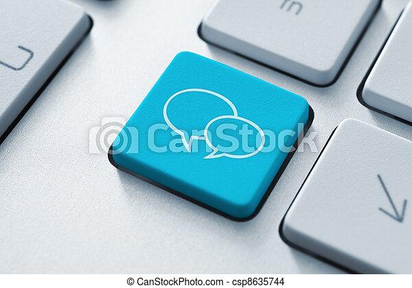 Social Media Key - csp8635744