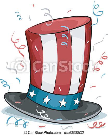 US President's Day - csp8638532