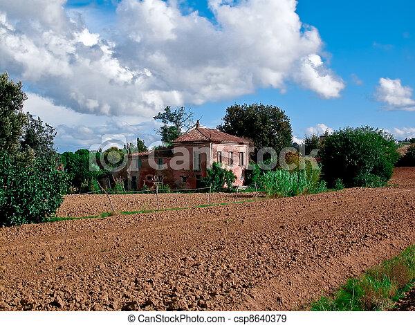 Agriculture - csp8640379