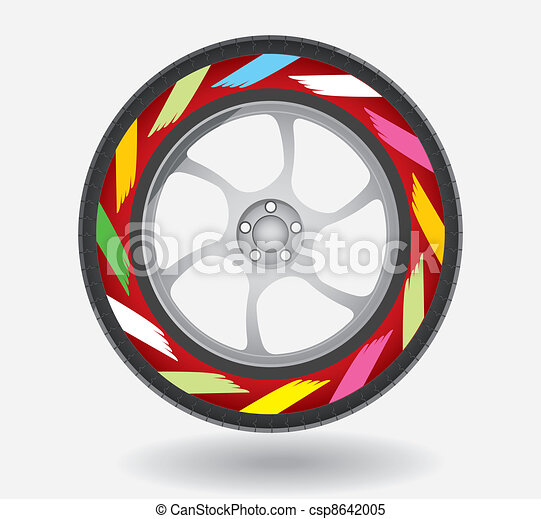 Printed rubber - csp8642005