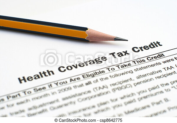 Health coverage tax credit - csp8642775