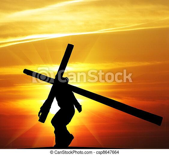 Holy Week - csp8647664