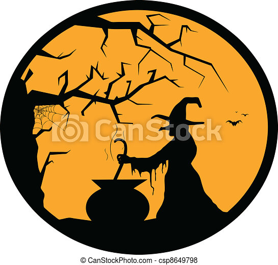 halloween - csp8649798