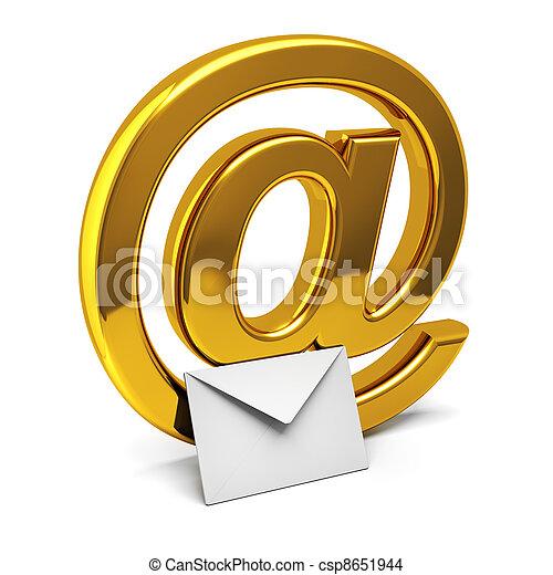 E-mail - csp8651944