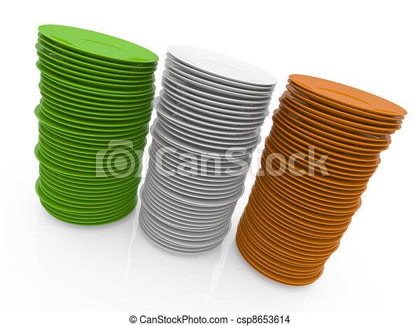 Irish cuisine concept - csp8653614