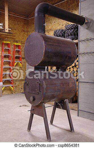 Stock Photography Of Shop Stove This Is A Homemade