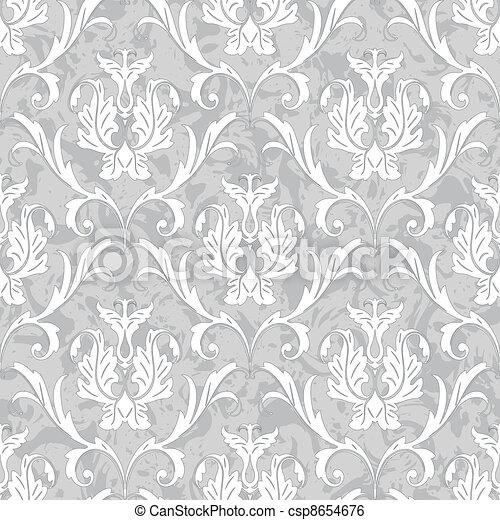 seamless light colours wallpaper pattern - csp8654676