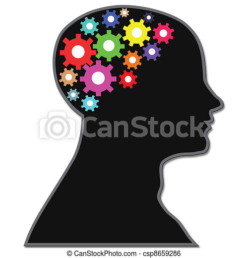 brain process gears - csp8659286