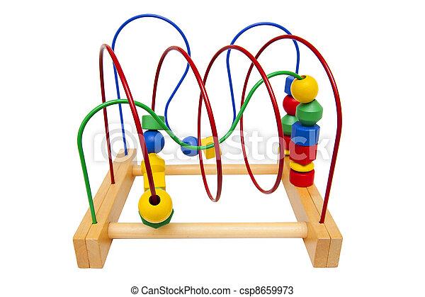 教育的玩具 - csp8659973