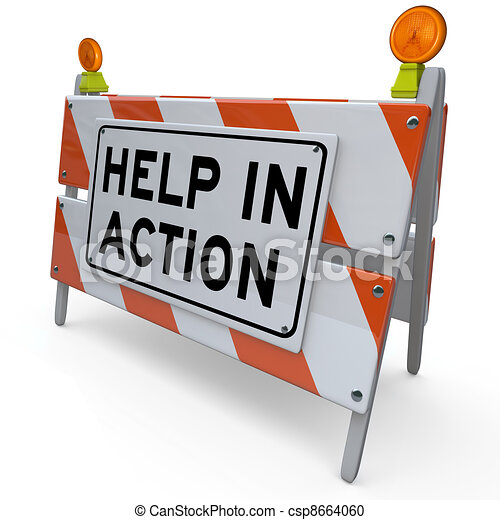 Help in Action Barricade Barrier Improvement Project - csp8664060