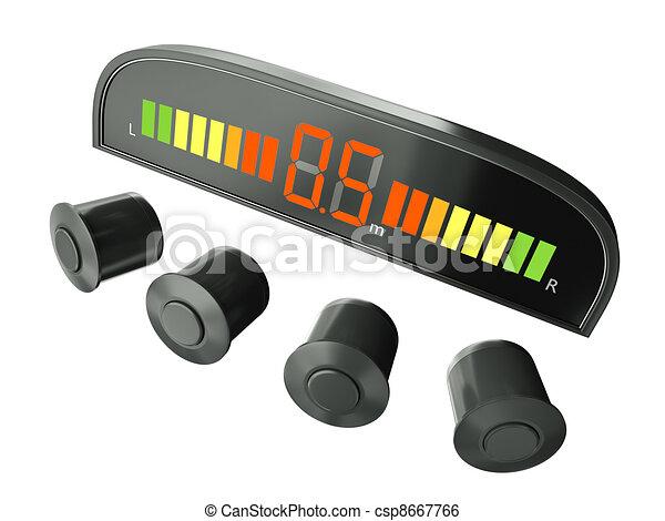Parking sensor - csp8667766