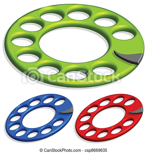 dial disks - csp8669635