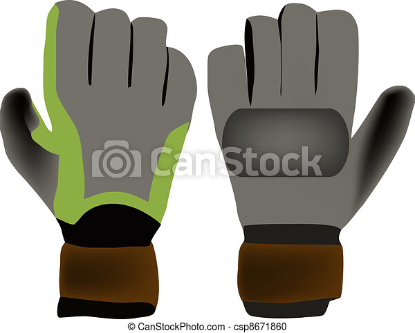 sports gloves - csp8671860