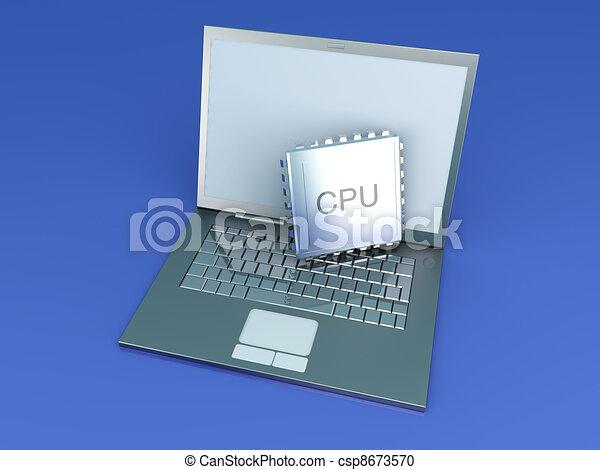 Mobile CPU - csp8673570