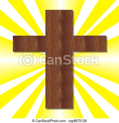 Christian Symbol   - csp8675126