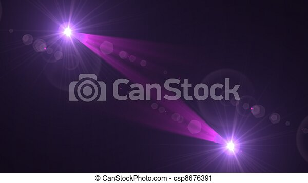 light twin reverse purple  - csp8676391