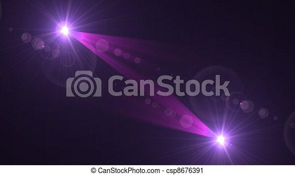 light twin reverse purple  - csp8676391