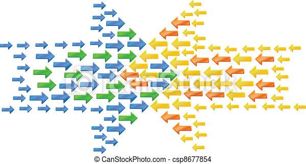 Discussion concept - csp8677854
