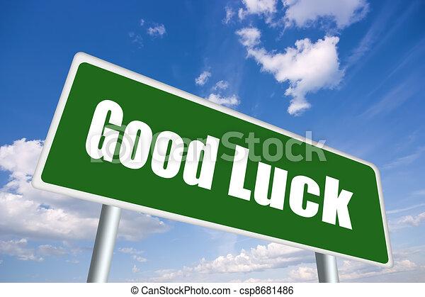 Good luck - csp8681486