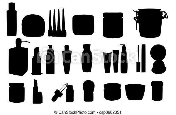 Wide range of cosmetic jars - csp8682351
