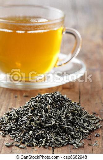 Green tea - csp8682948