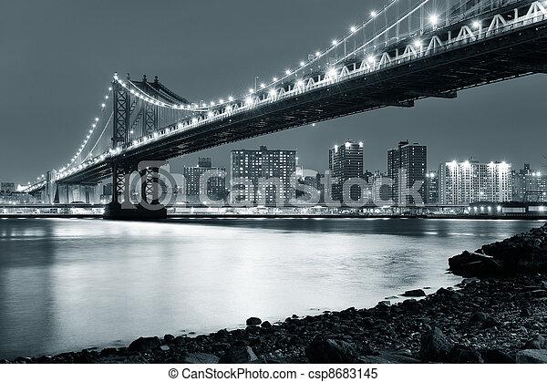 Bridzs,  Manhattan - csp8683145