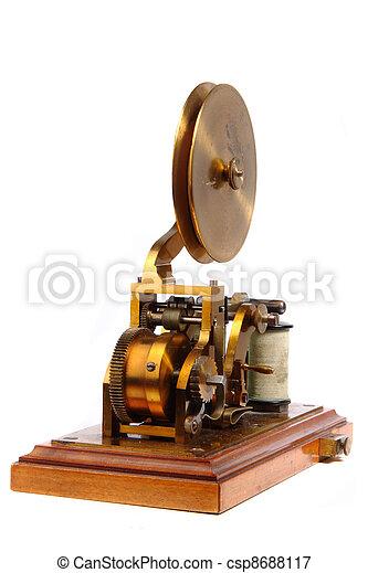 old telegraph - csp8688117