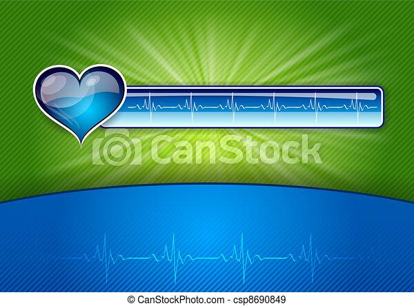 blue health - csp8690849