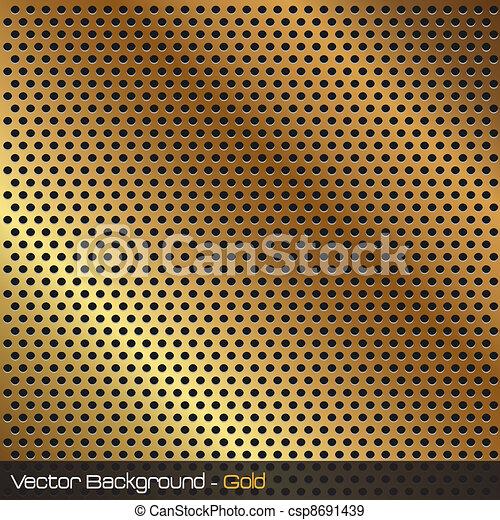 Gold Texture - csp8691439