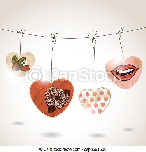 St Valentine's day - csp8691506