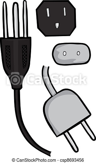 Electrical Plugs - csp8693456