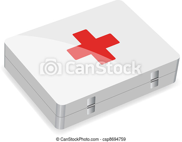 vector first aid - csp8694759