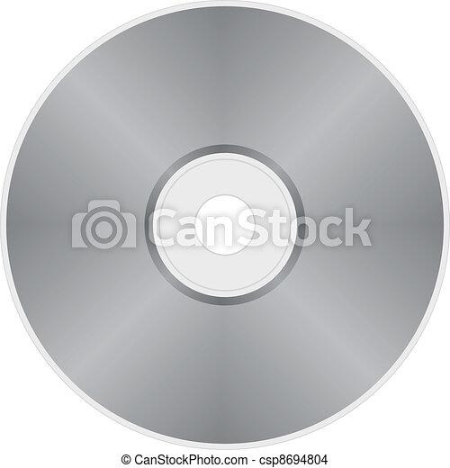 vector compact disc - csp8694804