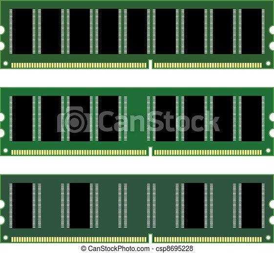 vector dimm memory - csp8695228