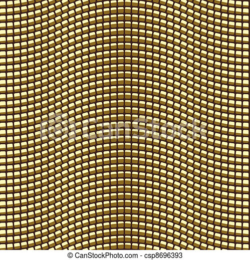 vector seamless tiled waves - csp8696393