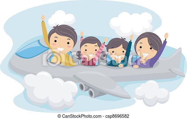 Family Trip - csp8696582