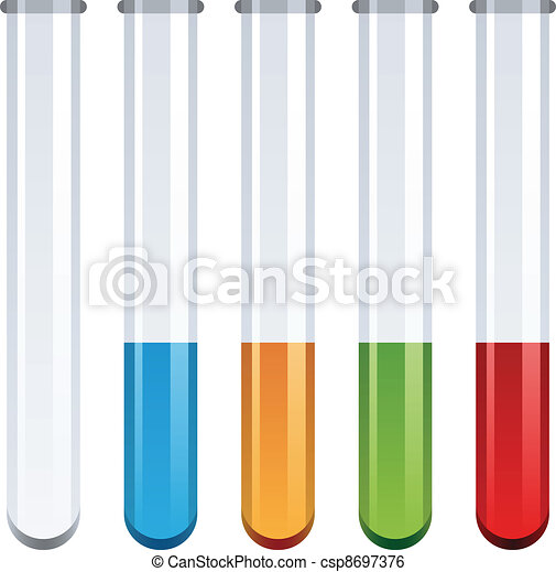 vector test tubes - csp8697376