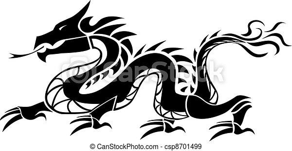 Dragon - csp8701499
