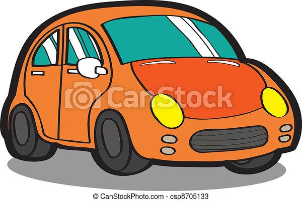 Mini Car - csp8705133