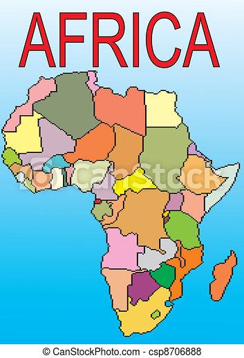 Africa - csp8706888