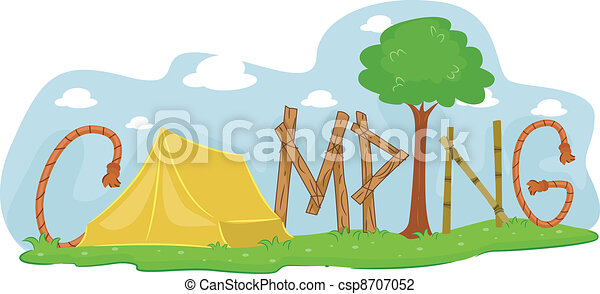 Camping - csp8707052