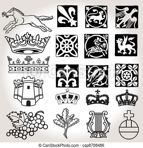 Graphic Design Fort Elements