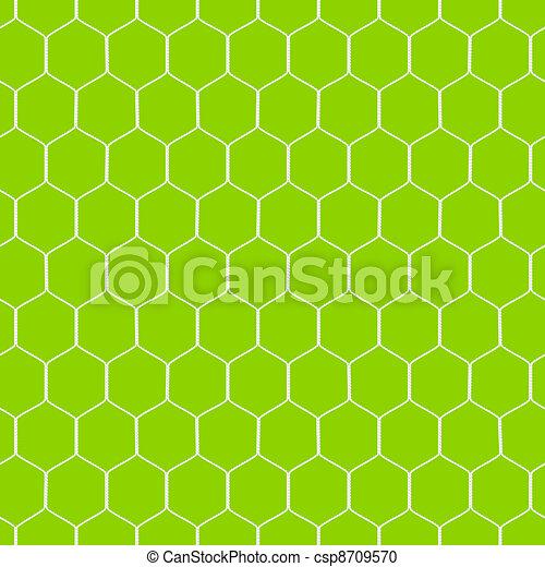 Soccer goal net - csp8709570