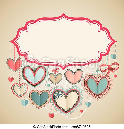Valentine`s Day - csp8710696