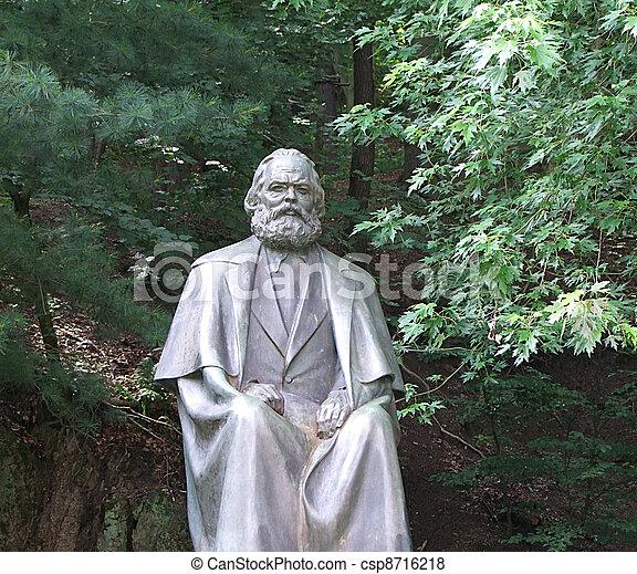 Karl Marx - csp8716218