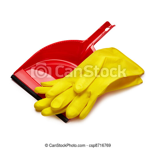 Housework items - csp8716769